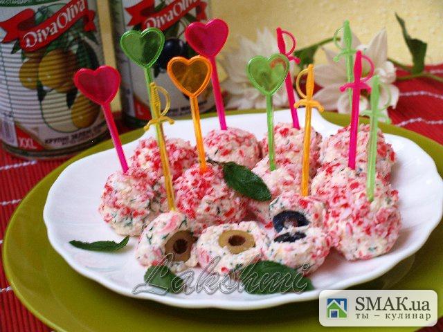 фото рецепты закуски рафаэлло